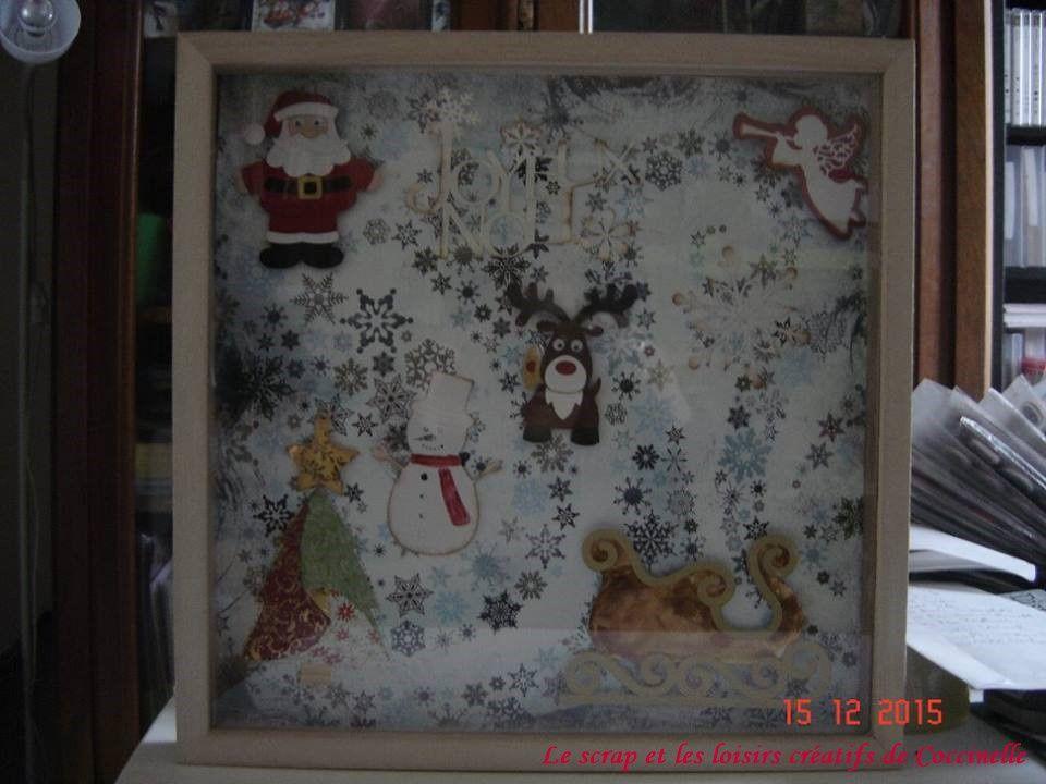 Échange de Noël 2015 à Loisir'scrap