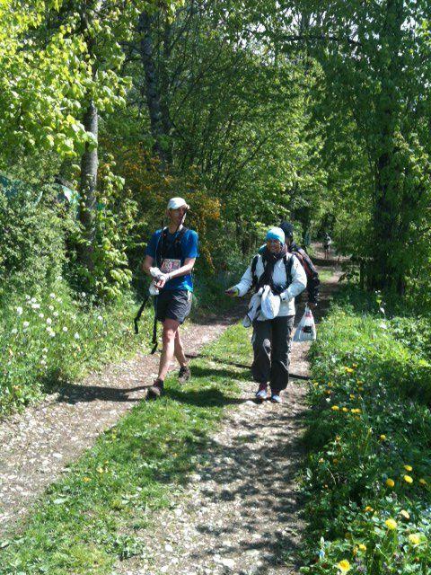 Trail du Nivolet Revard 2014