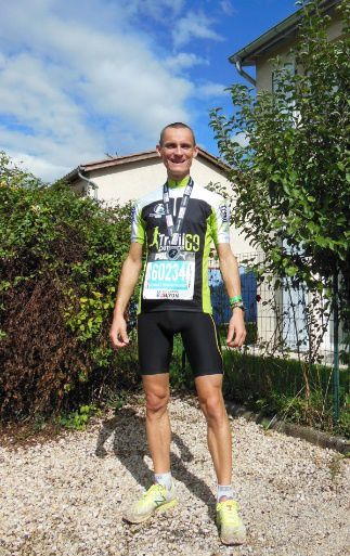 Marathon Run in Lyon 2016 par sebsoupe