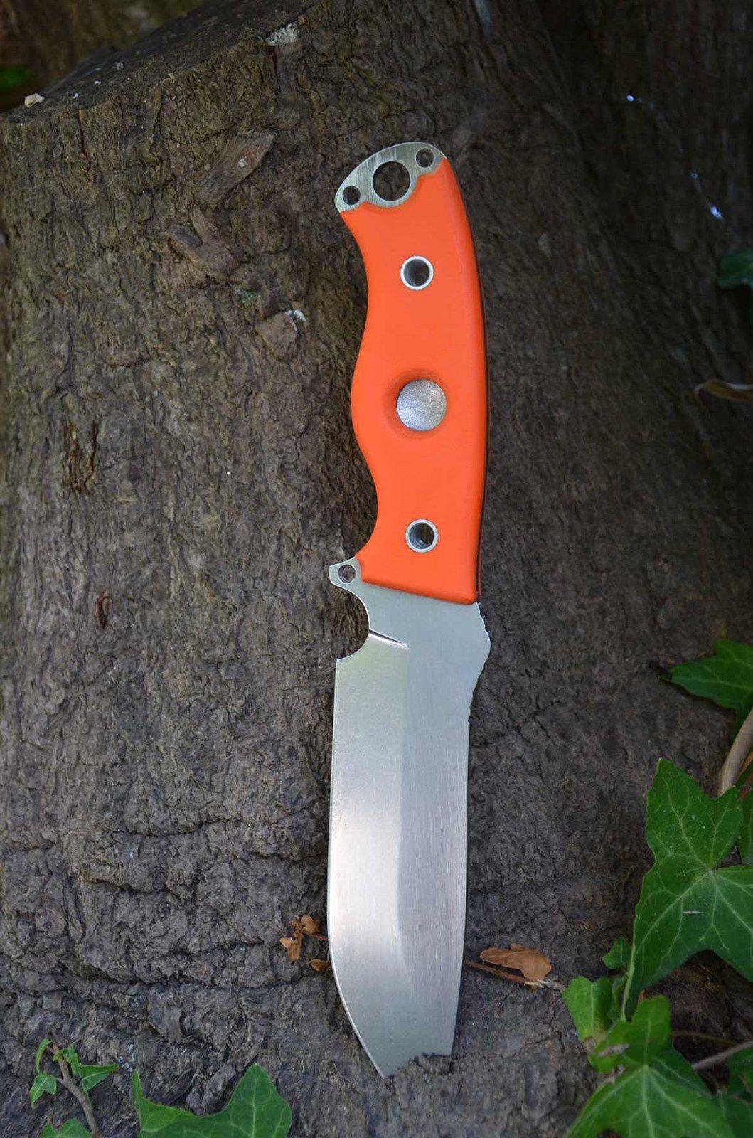 résilient V1 / manche G10 orange