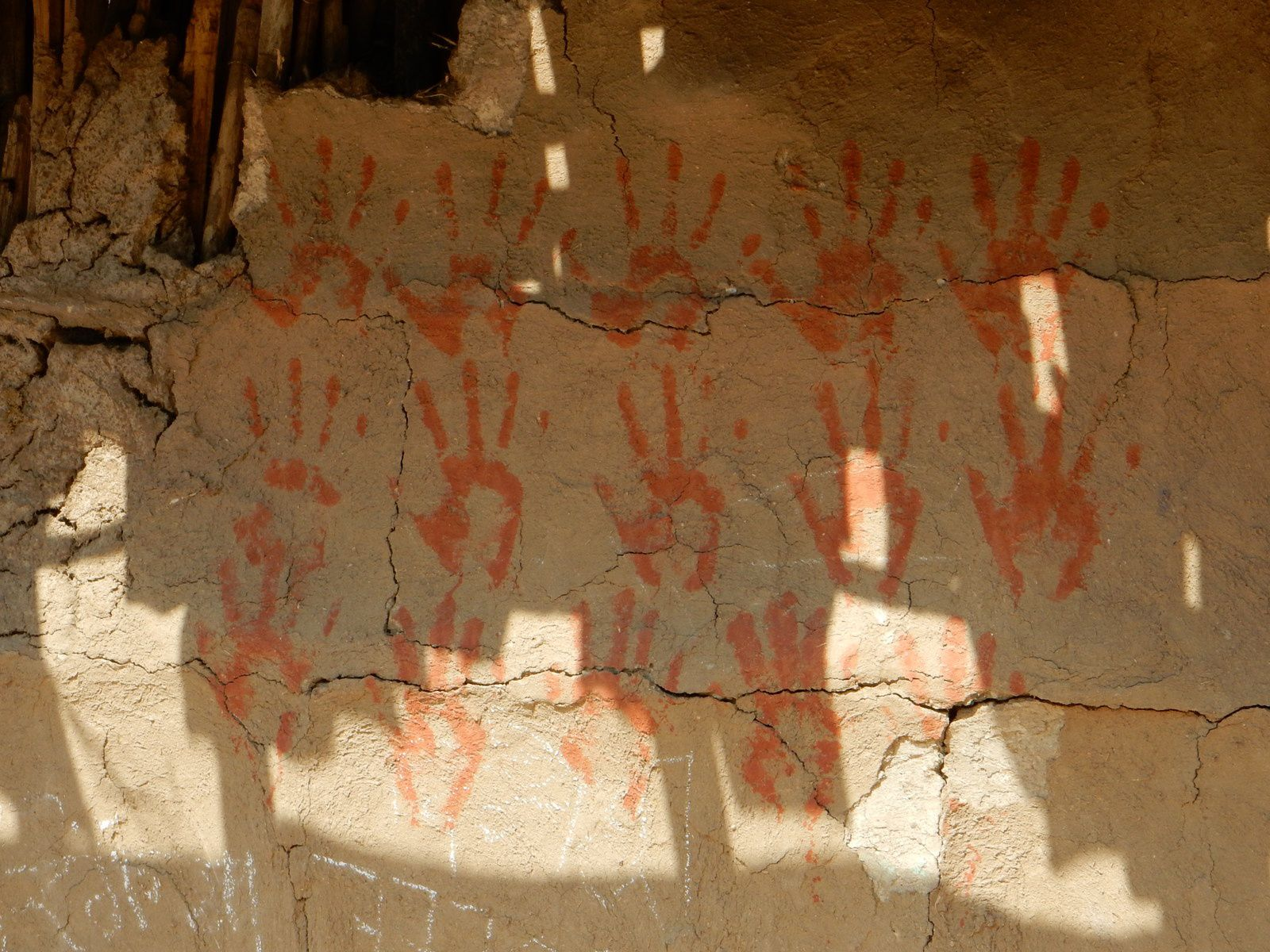 Hands, Burhanpur District - May 2014