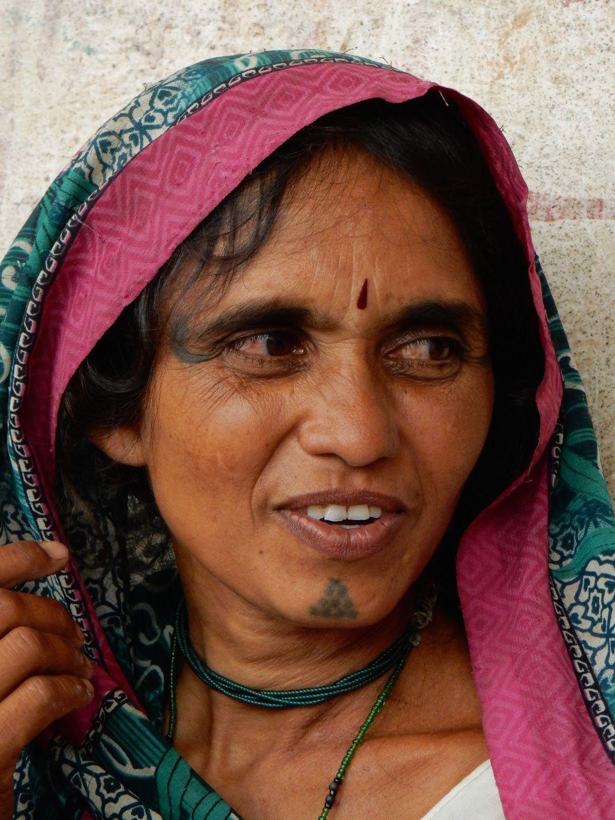 Tribals, Bhauraghat - Juin 2014