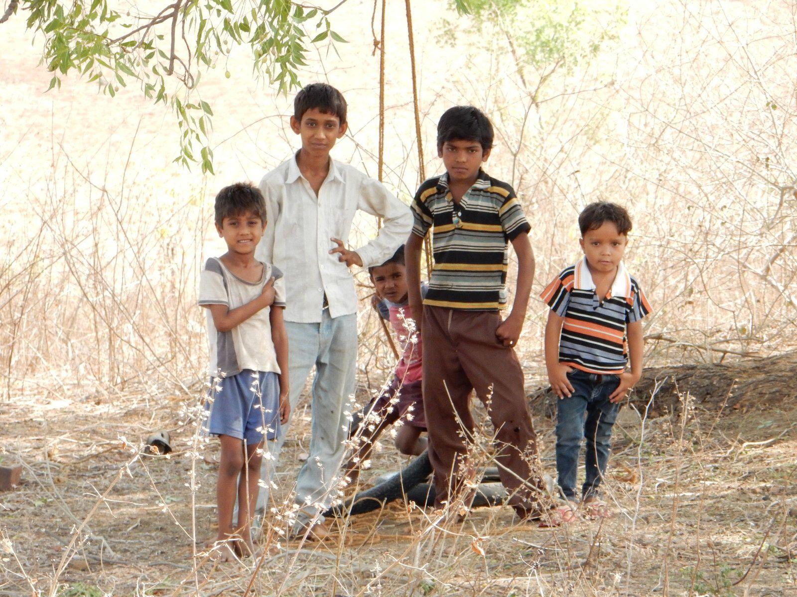 Child session, Shankarpura Kalah - Juin 2014