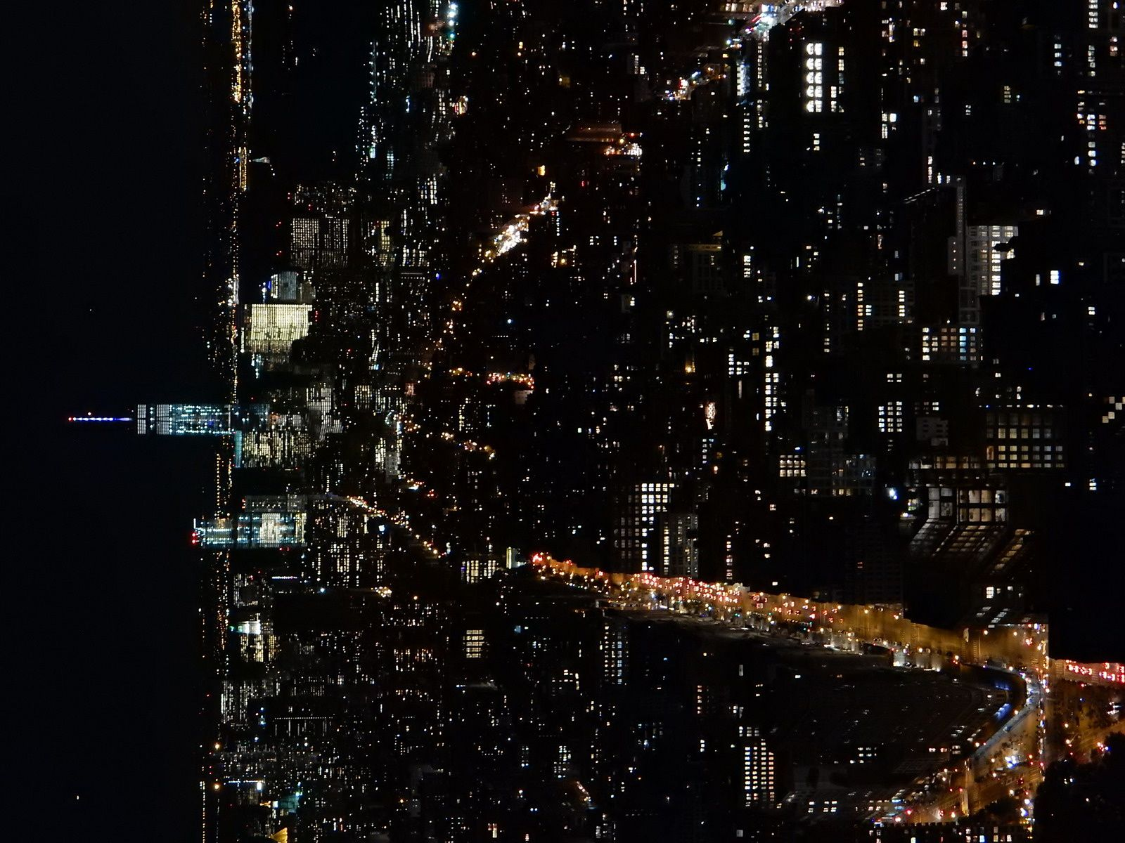 NYC from the Empire State, USA - Août 2014