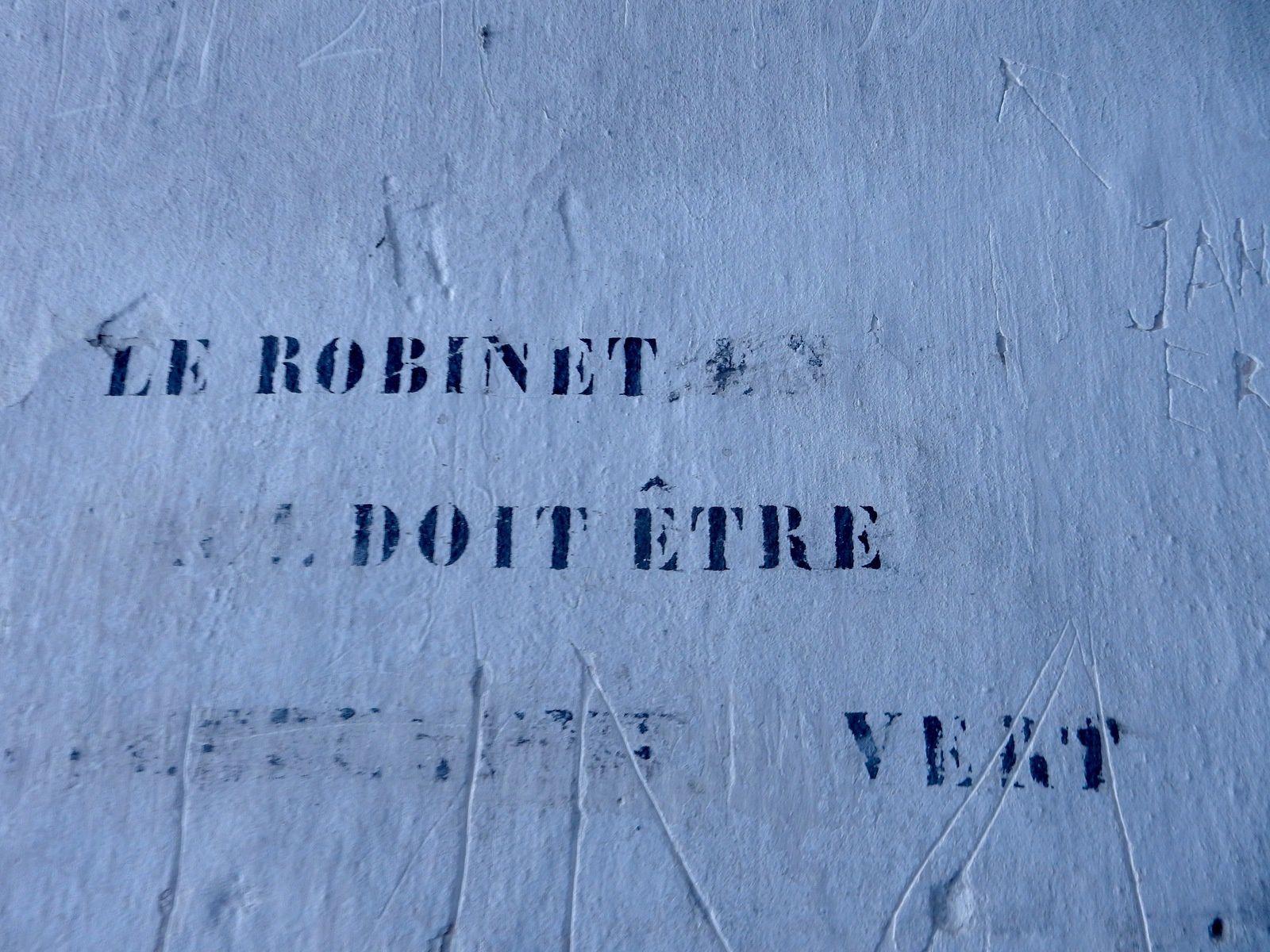 Graffiti du Fort Victor Emmanuel, Maurienne - Mai 2015