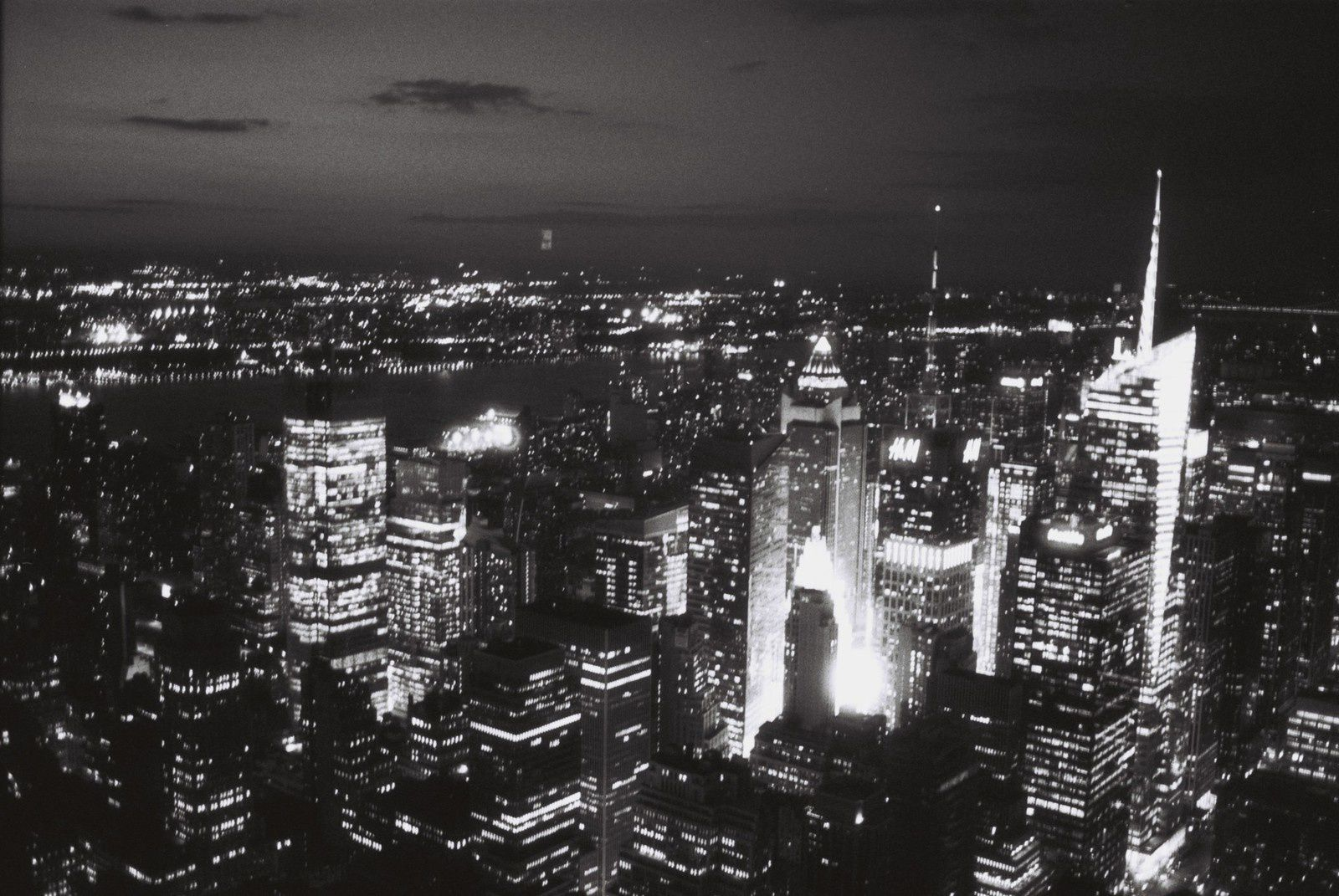 From the Empire State Building, NYC - Août 2014