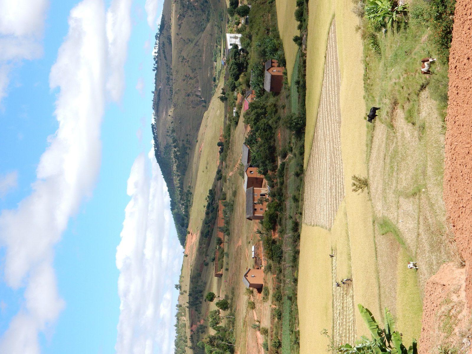 Colline royale d'Antanarivo, Madagascar - Avril 2016
