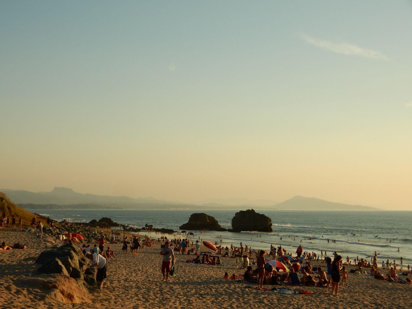 Biarritz, Août 2016