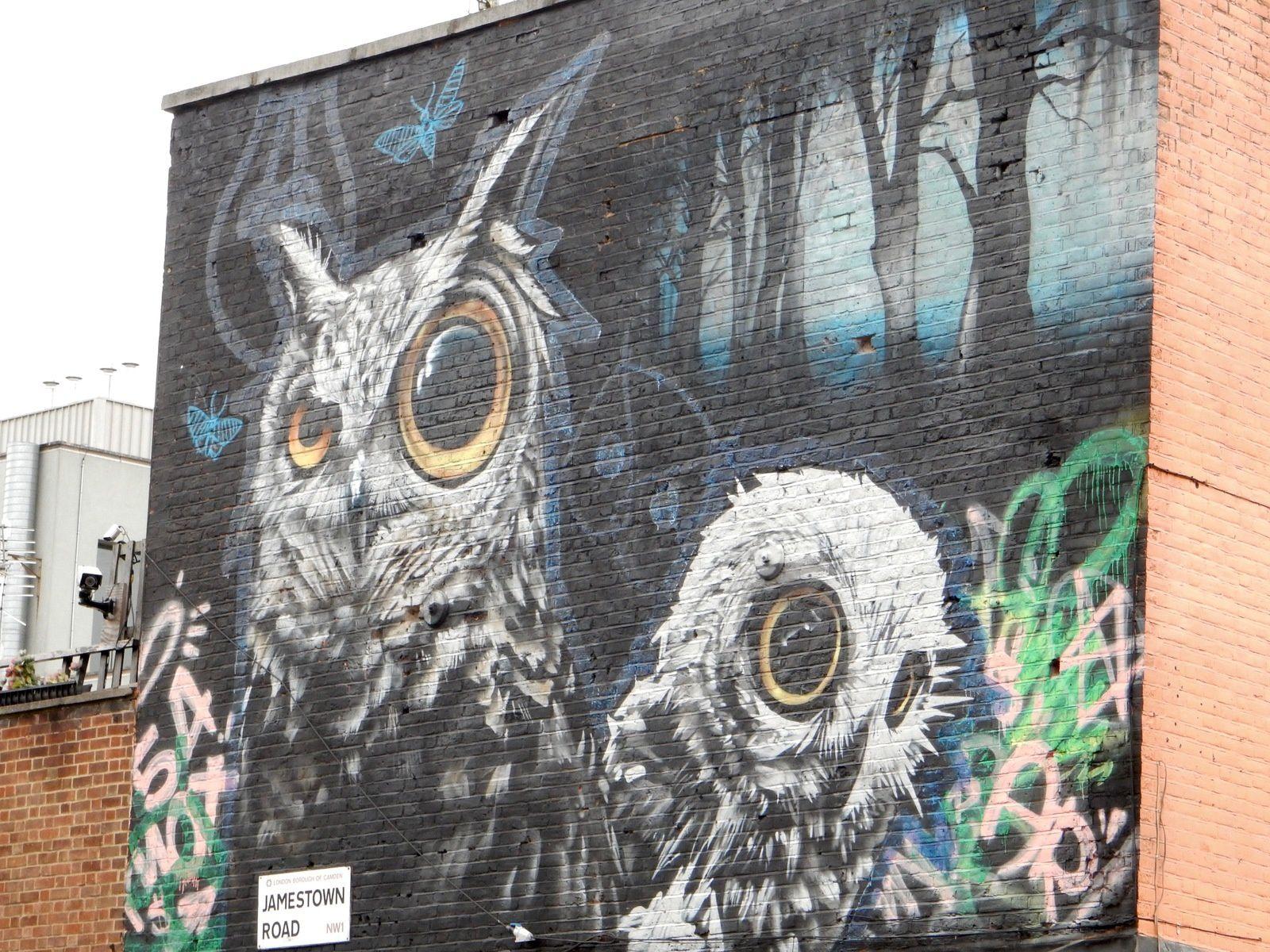 Londres, la rue - Juillet 2016