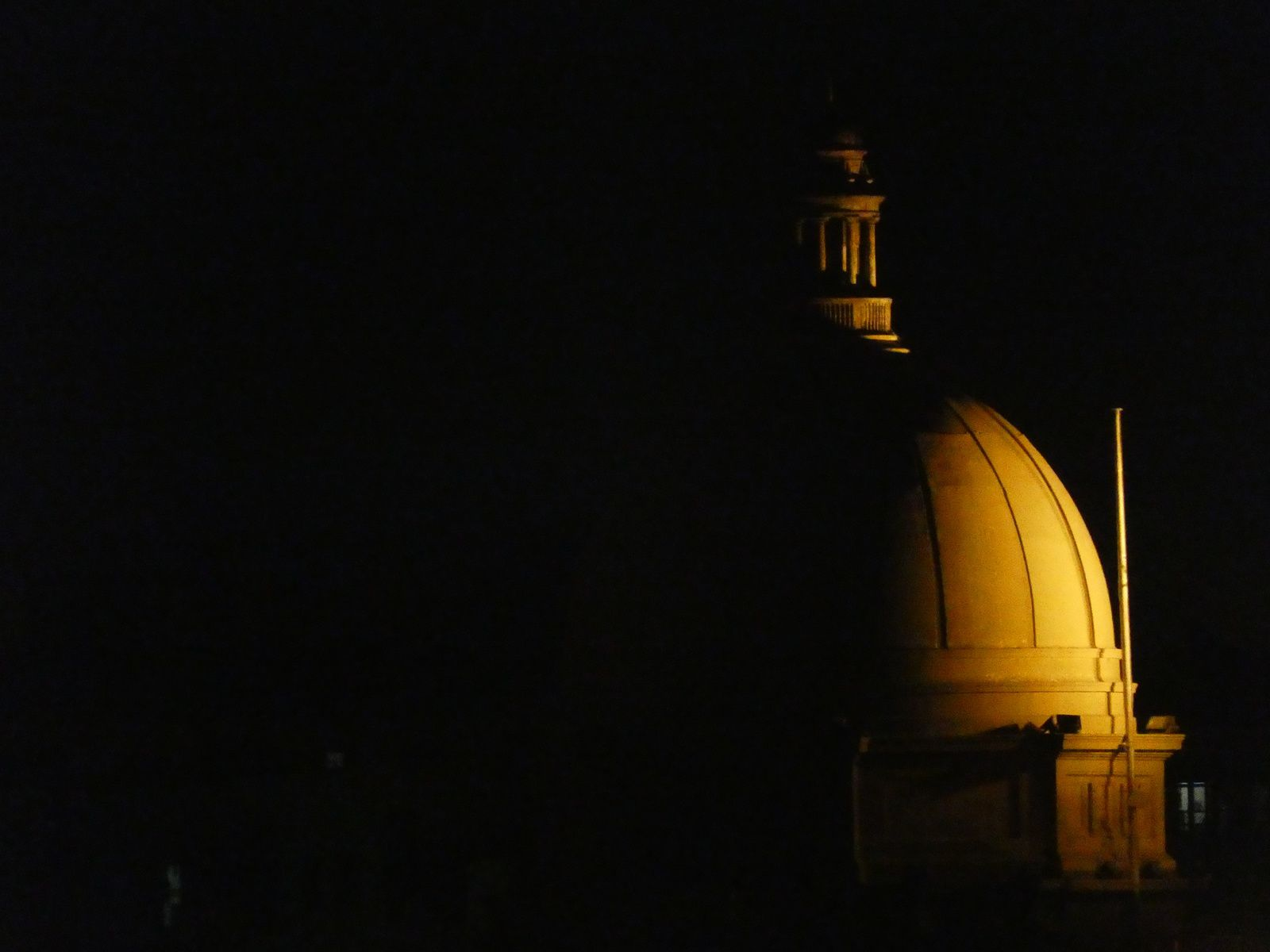 Karachi by night, Pakistan - Avril 2017