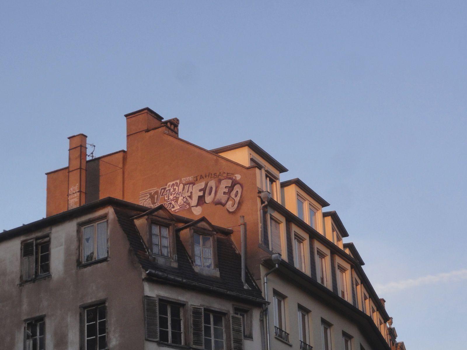 Strasbourg, la rue!