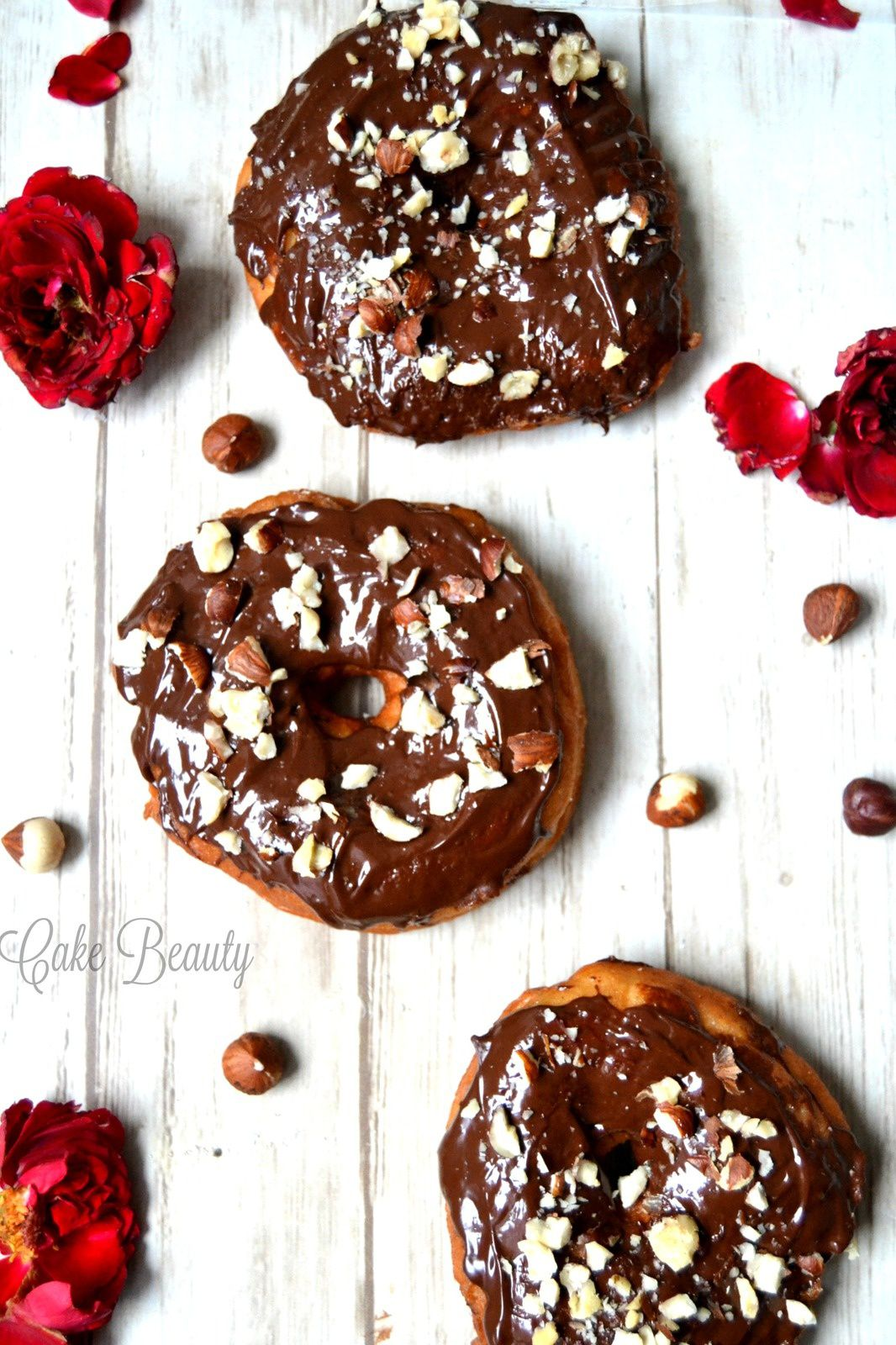 Donuts Choco Noisette