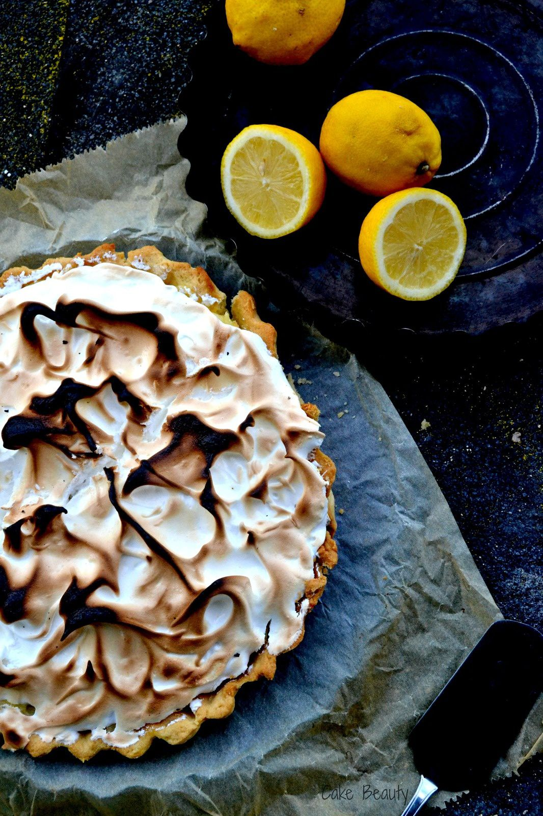 Irrésistible Tarte au Citron Meringuée