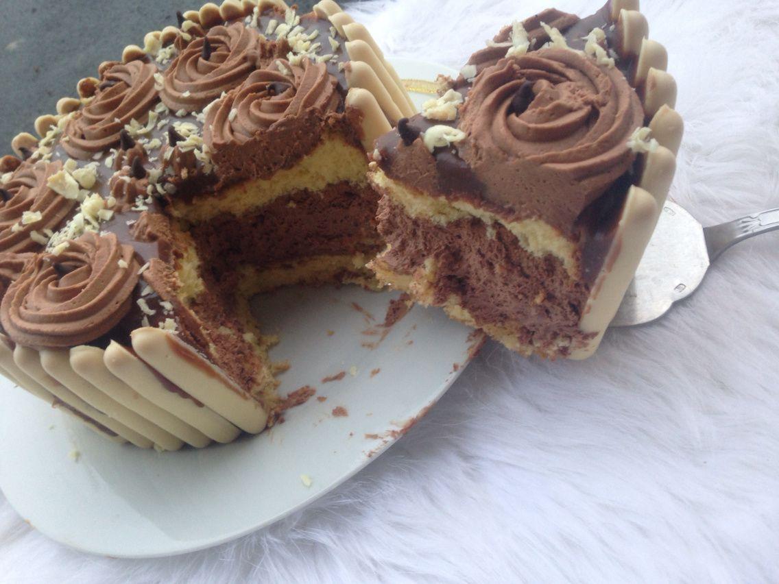 Cake finger