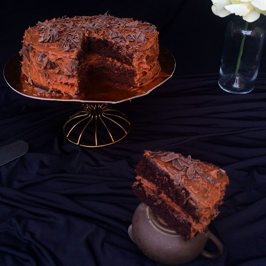 Chocolate Cake, Ultra Chocolaté...
