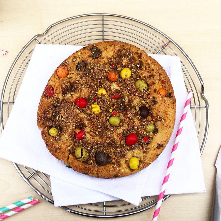 Cookies xxl aux m&amp&#x3B;m's