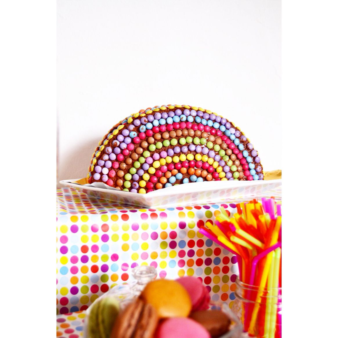 Candy Table &quot&#x3B;Vive les Couleurs&quot&#x3B;