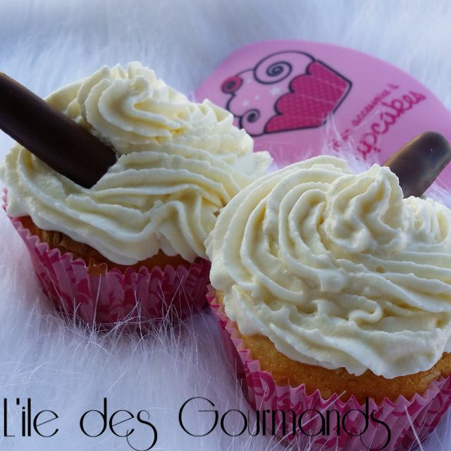 Cupcake Topping Chantilly