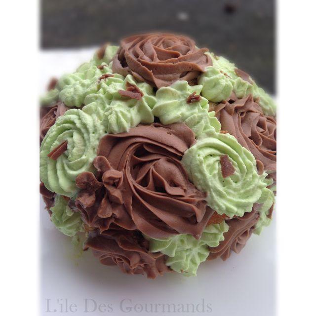 Cupcake géant {{cake boys}}