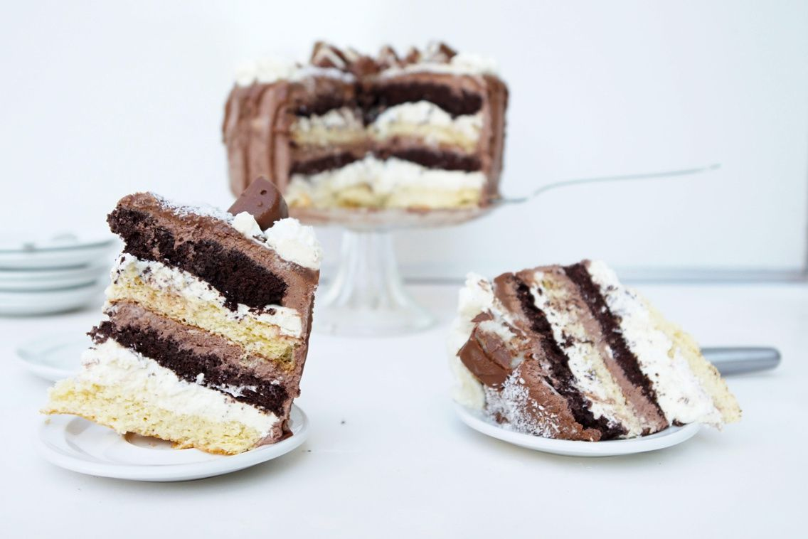 Layer Cake Bounty®