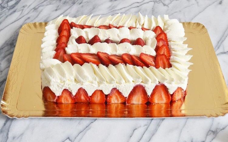 Fraisier Rectangle