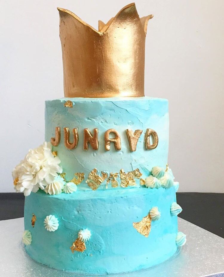 Piece montée en Crème pour Jounayd