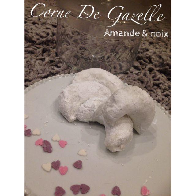 Variante Corne De Gazelle ... Tcharek Mseker ...