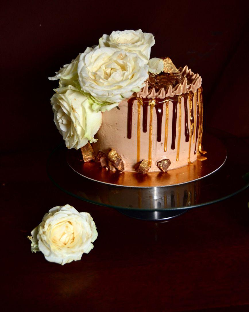Layer Cake Chocolat, Nuttla &amp&#x3B; Praliné