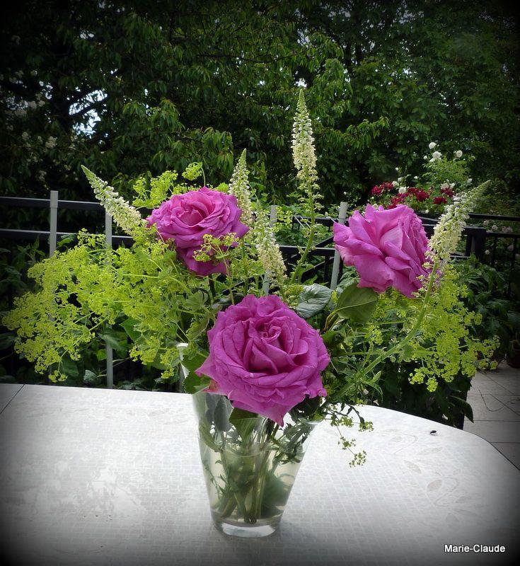 Un bouquet de fête,