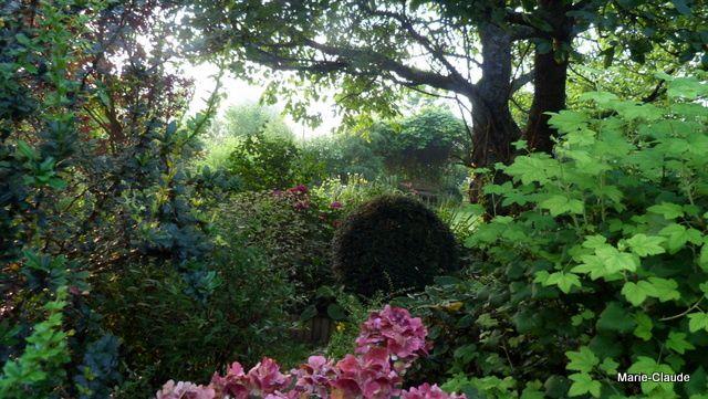 Promenade dominicale au jardin,