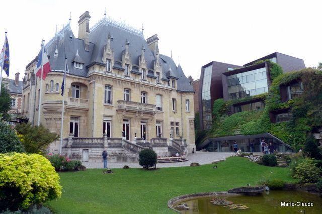 Journée du Patrimoine à Amiens-l'Hôtel Bouctot-Vagniez,