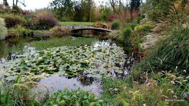 Moulin Ventin : un jardin remarquable en pays picard,