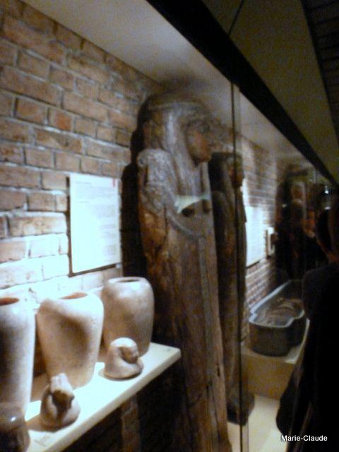 Au musée de Picardie,