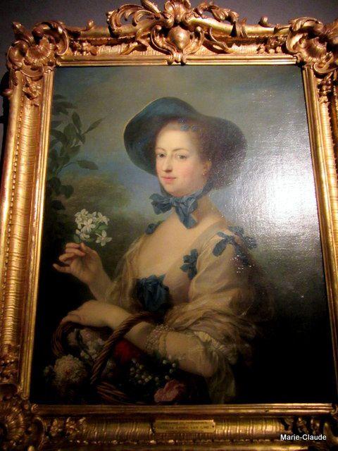 Au musée des Beaux Arts,
