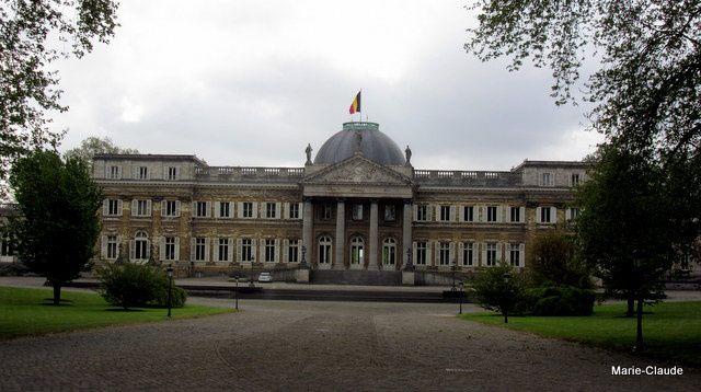 Martine ( non ! MC ) découvre Bruxelles ! -1