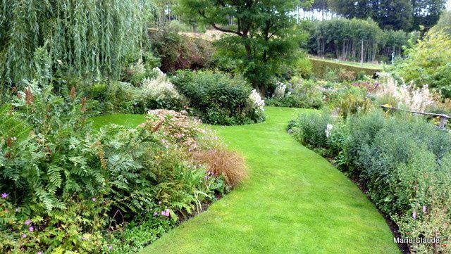 L'extraordinaire jardin de Berchigranges,