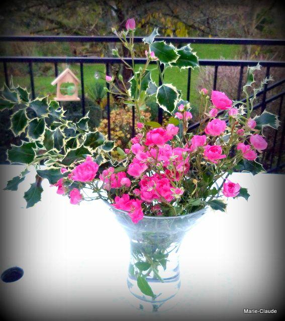 Bouquets de décembre,