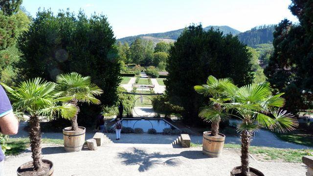 Les jardins de Wesserling,