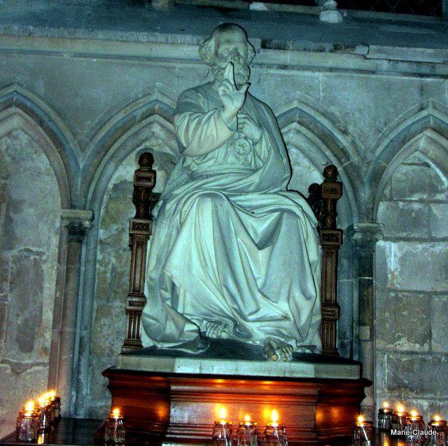 Notre cathédrale illuminée,