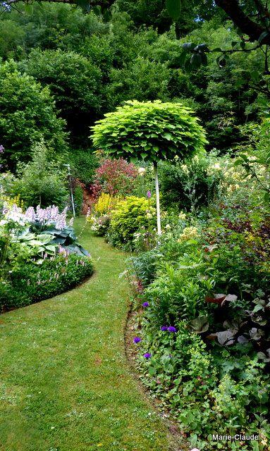 Un remarquable jardin secret de l'Oise,