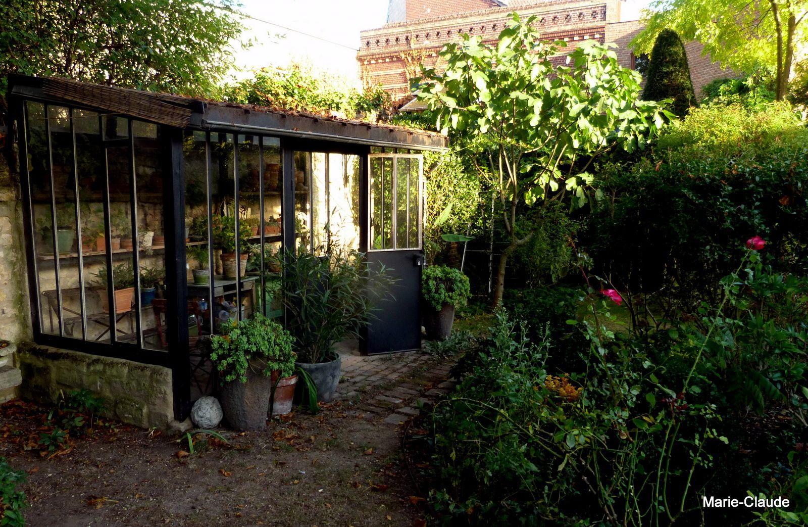 un jardin compi gnois un p 39 tit coin de nature