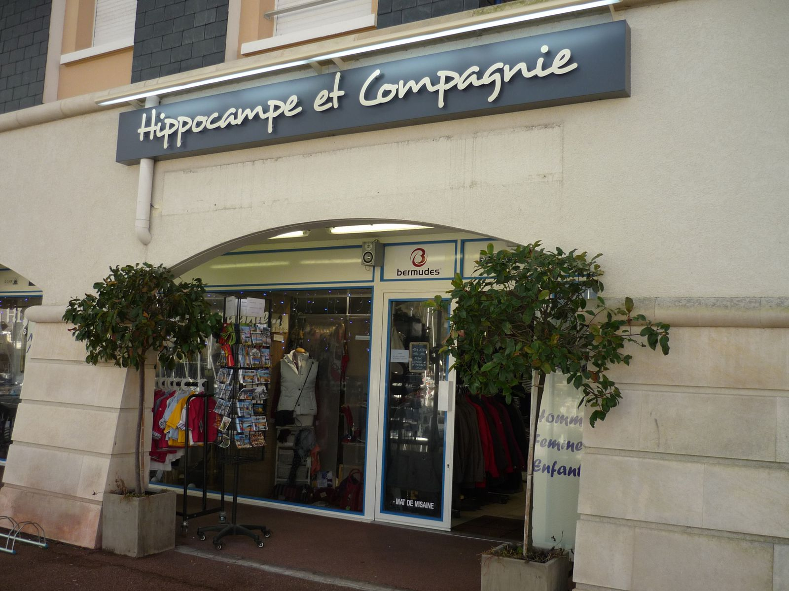 Boutique Hippocampe & Compagnie - Port Guillaume