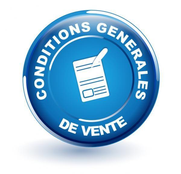 3/ CONDITIONS GÉNÉRALES DE VENTE