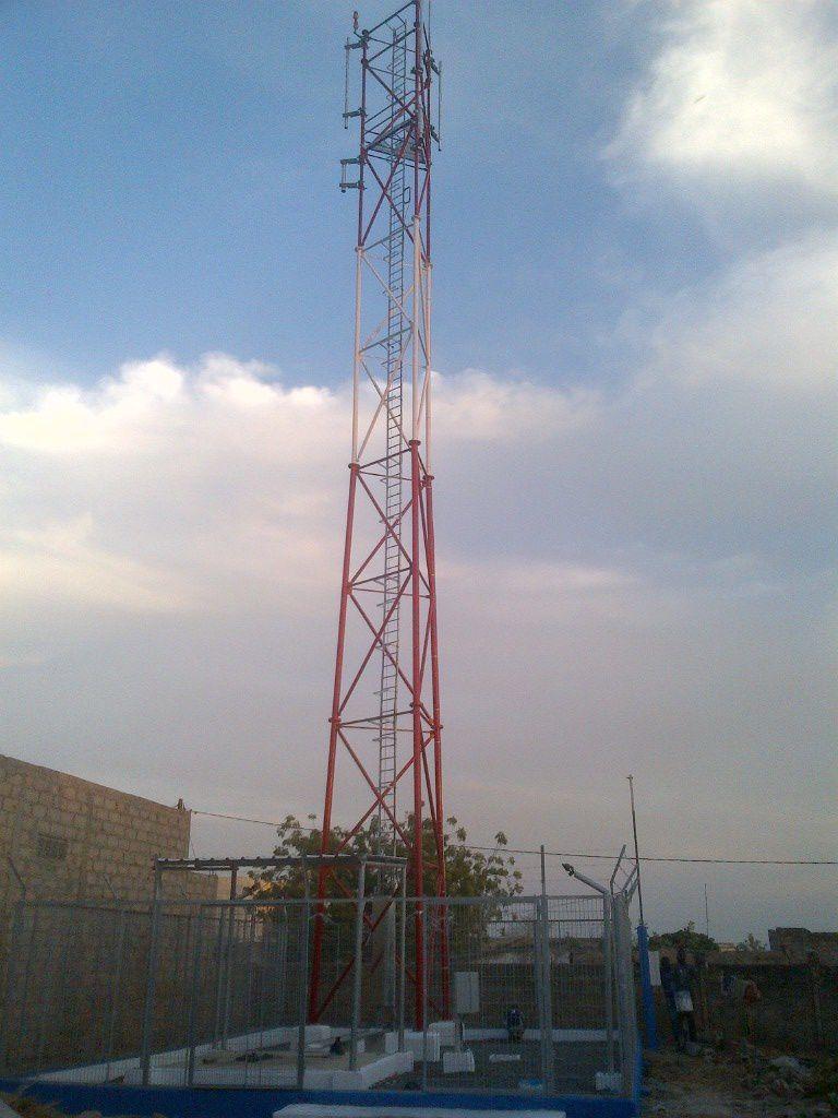 pylone telecoms