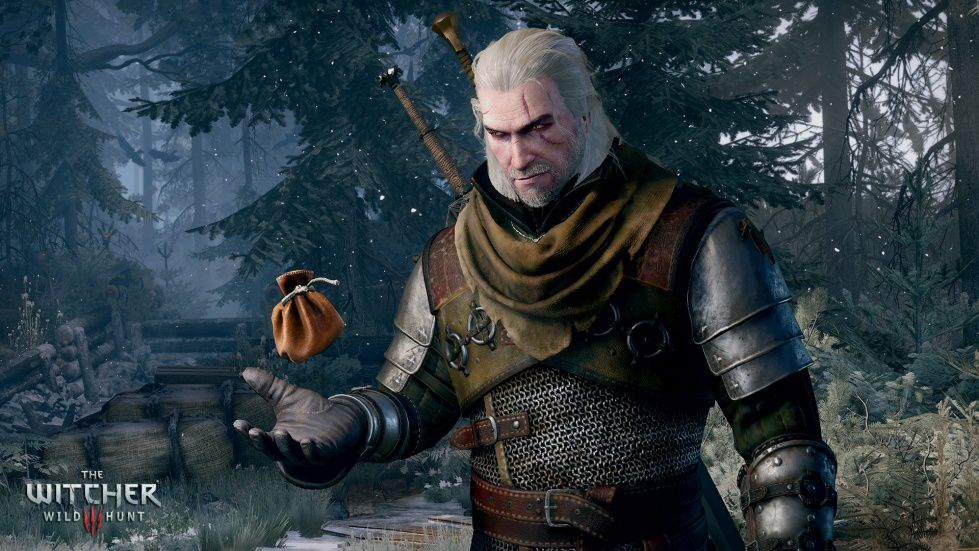 The Witcher 3 : Du Gameplay sur Gaming Live