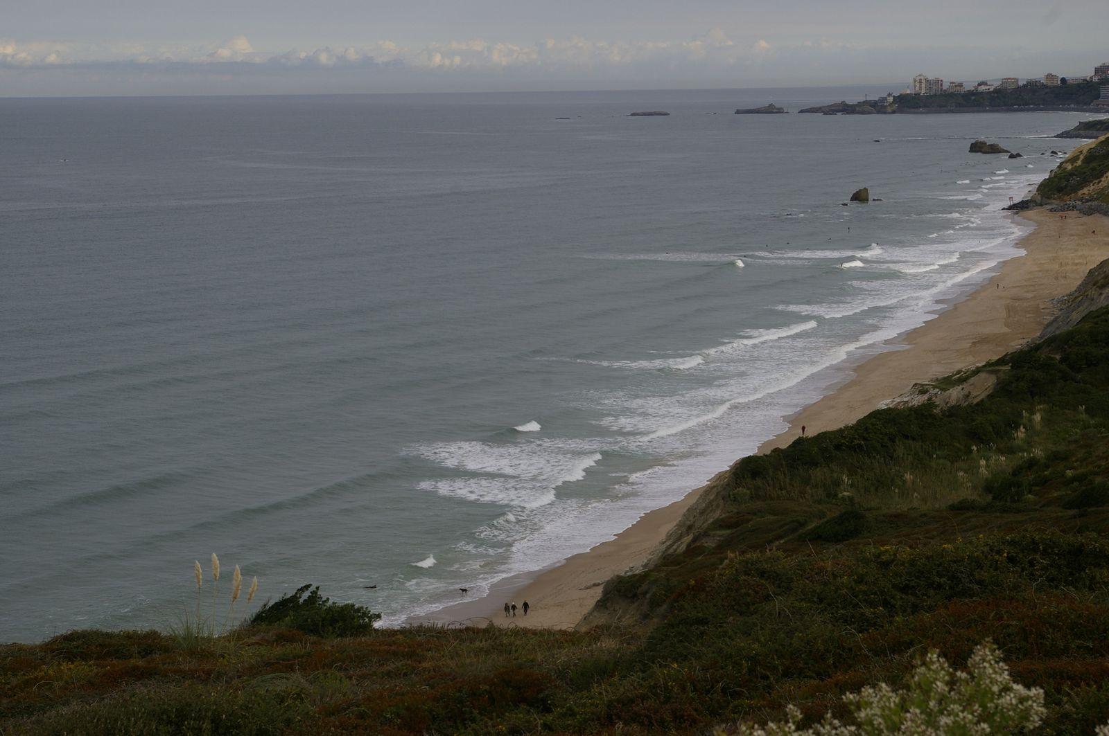 L'A.P.B.A. est allée dans le Pays Basque pour son week-end paléontologique
