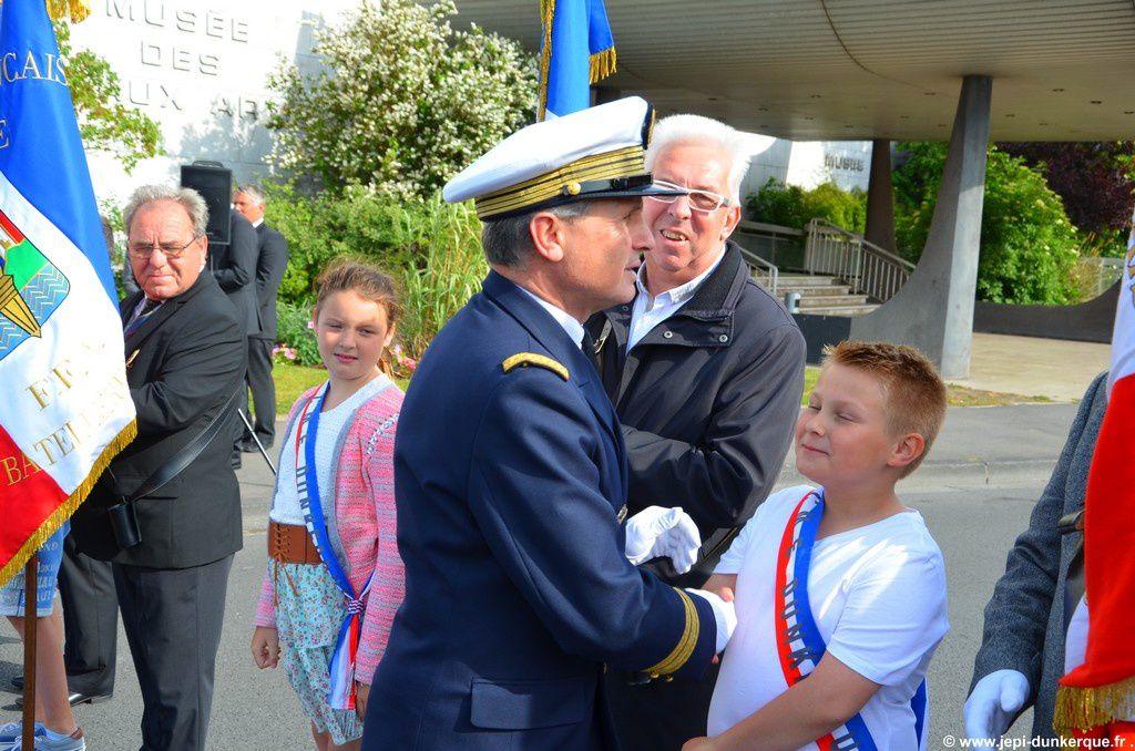 Appel du 18 Juin-Dunkerque 2015 .