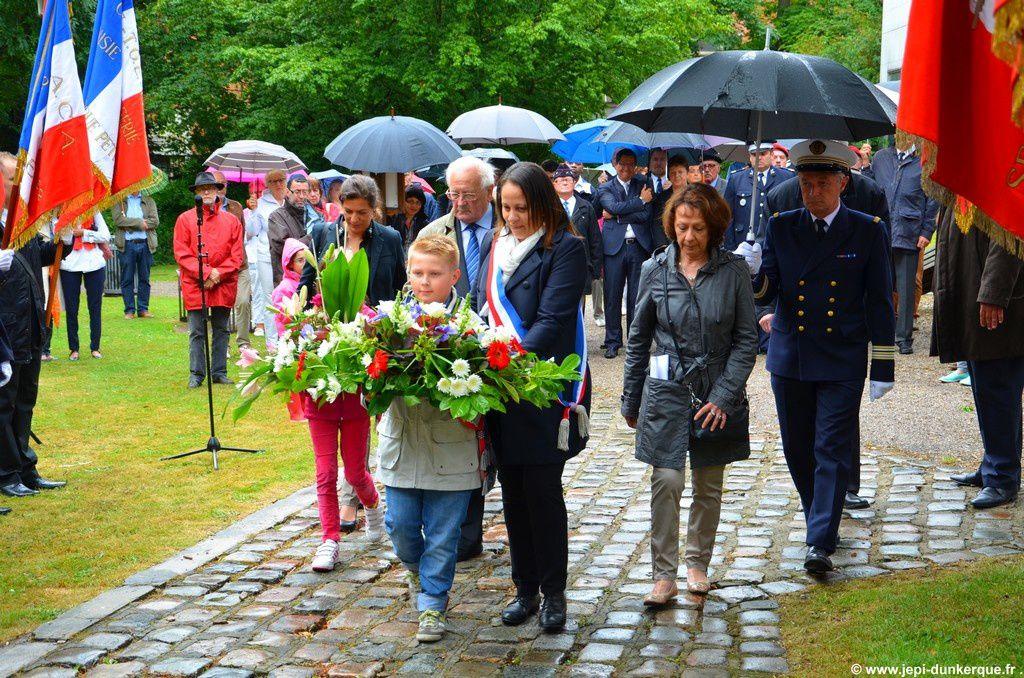 Journée Nationale des Persécutions Racistes - Dunkerque 2015 .