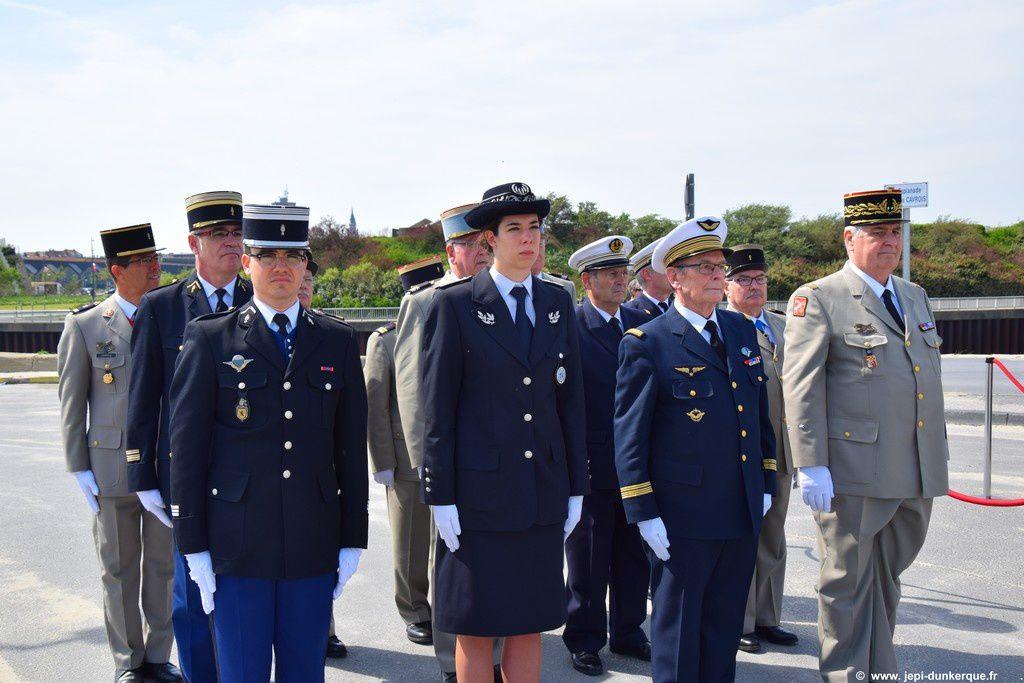 Course Nancy-Dunkerque Ecole Militaire Interarmes - Dunkerque 2016