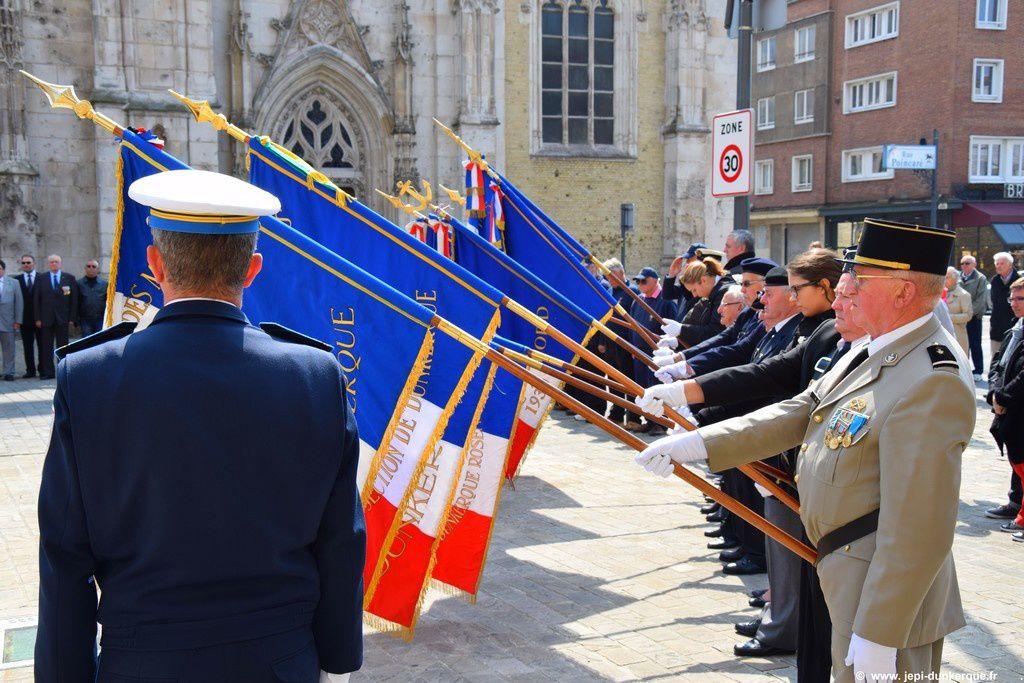 76 ème Anniversaire de la Bataille de Dunkerque et de l'Opération Dynamo 2016